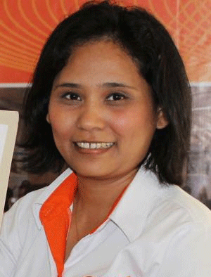Roslianna Ginting